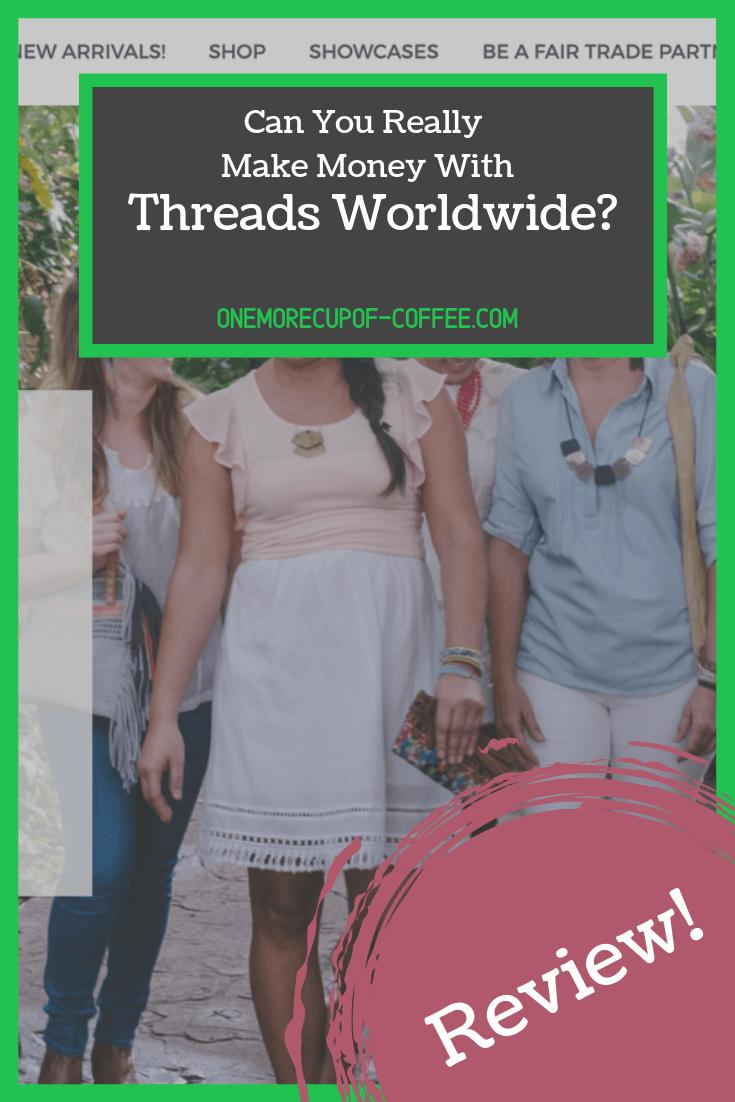 make money threads worldwide