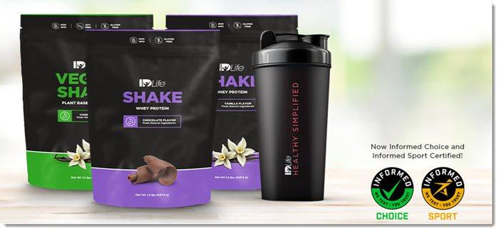 IDLife Shakes