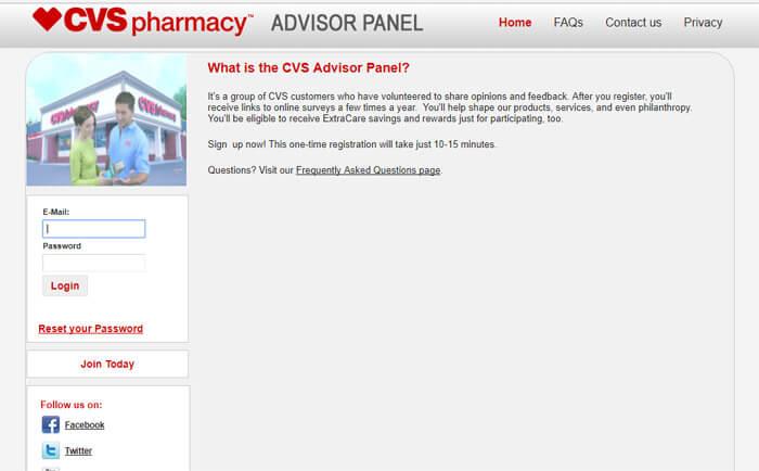 Make Money CVS Advisor Panel