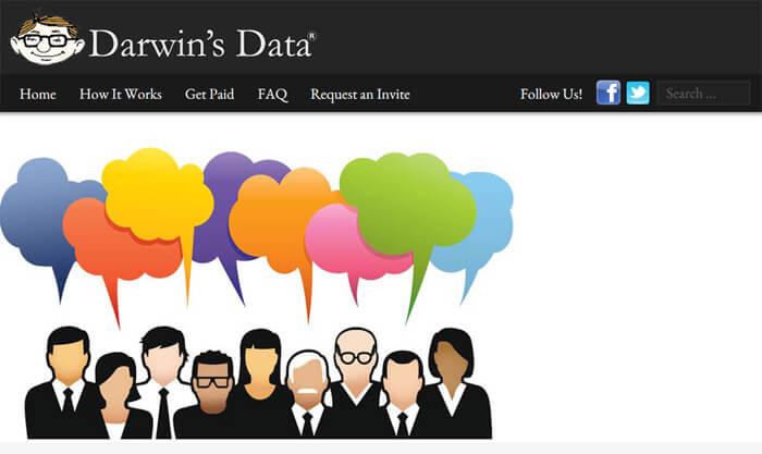 Make Money Darwins Data
