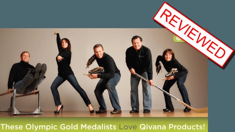 Qivana compensation plan