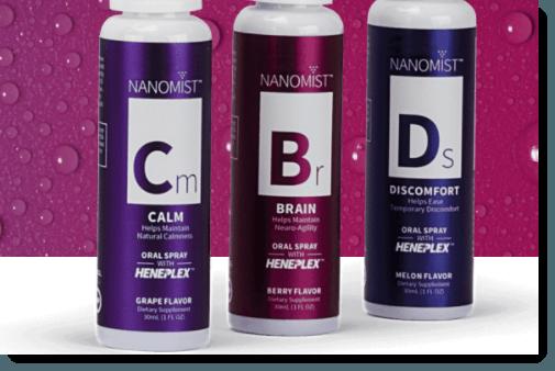 My Club8 NanoMists