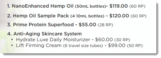 Preferred Customer Pricing