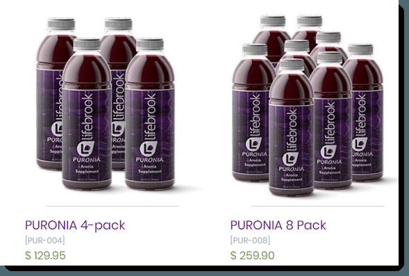 Puronia Packs