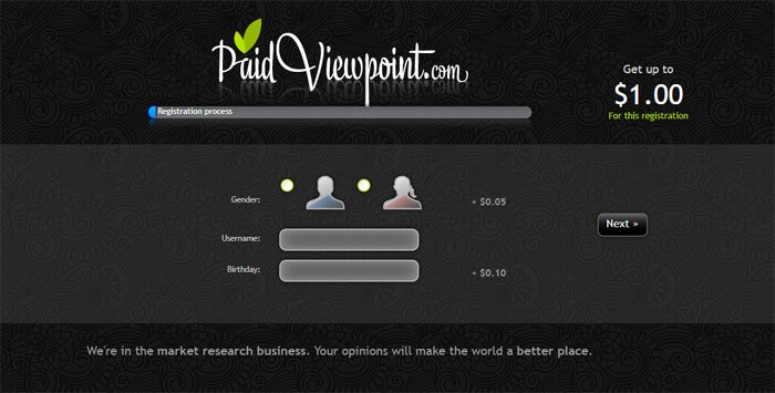 Registering For Paid Viewpoint