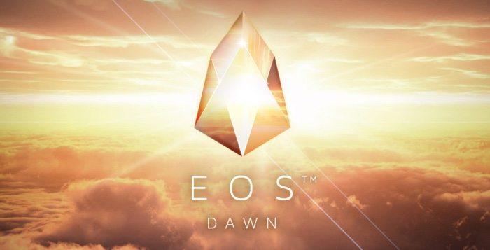 eos token ico review