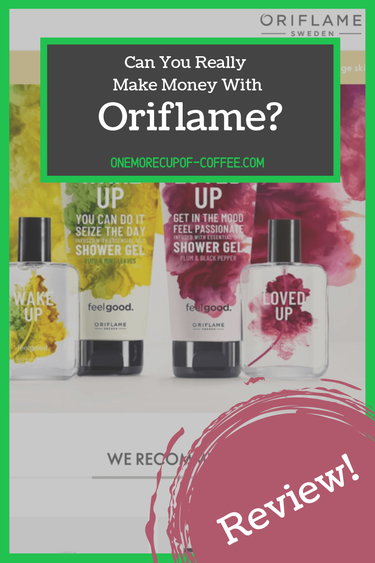make money oriflame