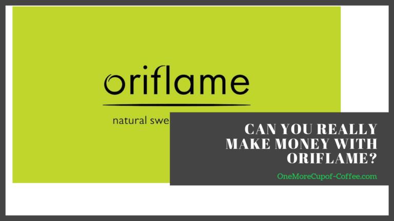 make money oriflame