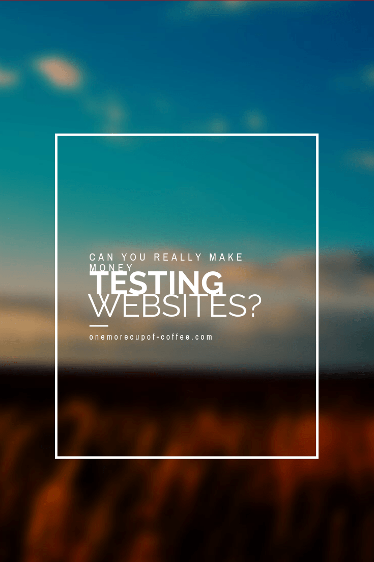 make money testing websites