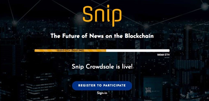snip coin review