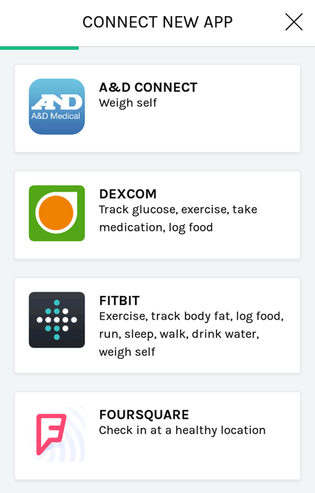 Apps That Achievement Can Connect To
