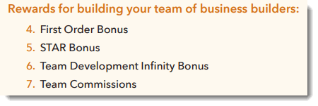 Business Builder Bonuses