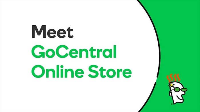 GoCentral Online Store