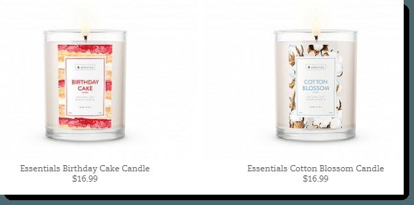 Regular Candles