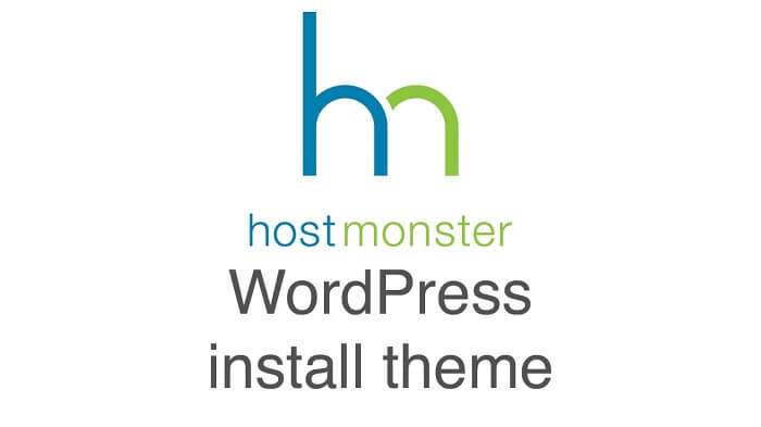 HostMonster offers customers one-click WordPress installs