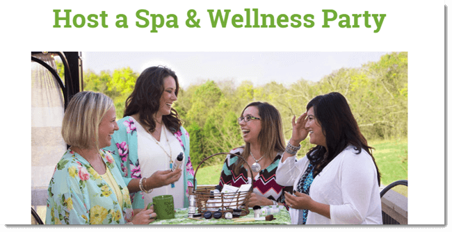 Wellness Party