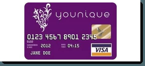 Younique Card
