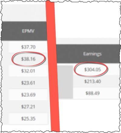 ezoic earnings comparison