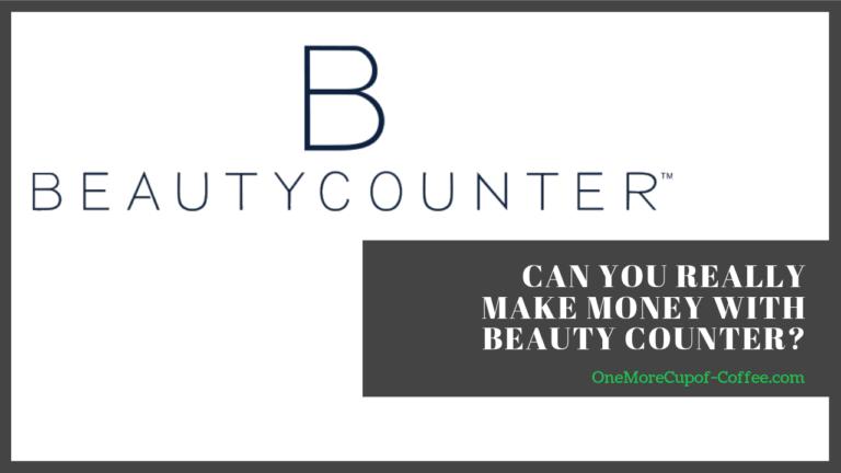 make money beauty counter