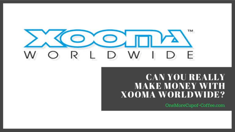 make money xooma worldwide