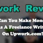 Upwork Review: Easy Access to a Big Pile of Jobs