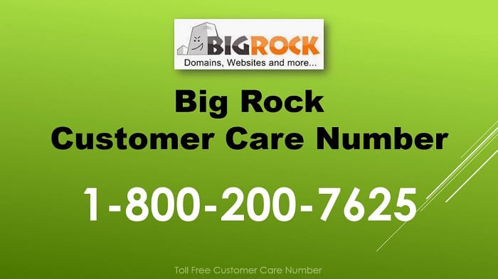 Receive 24/7 Customer Support from Big Rock