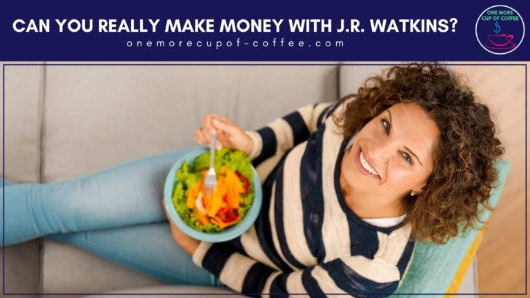 Can You Really Make Money With J.R. Watkins featured image