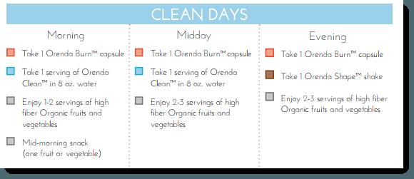 Clean Days