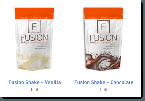 Fusion Shakes
