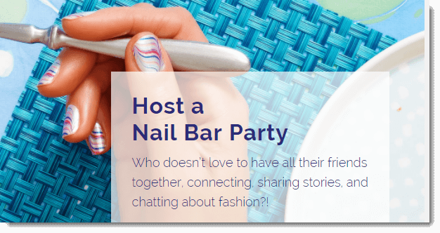 Host a Nail Bar Party with Color Street