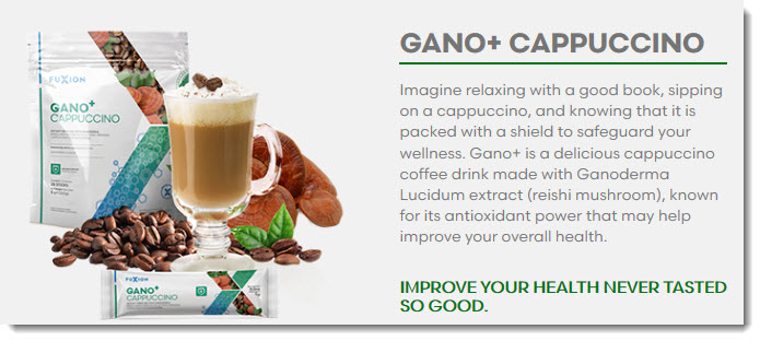 Improving Your Health with Gano Capuccino