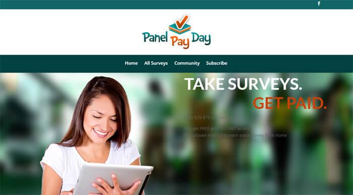 Make Money Panel Payday