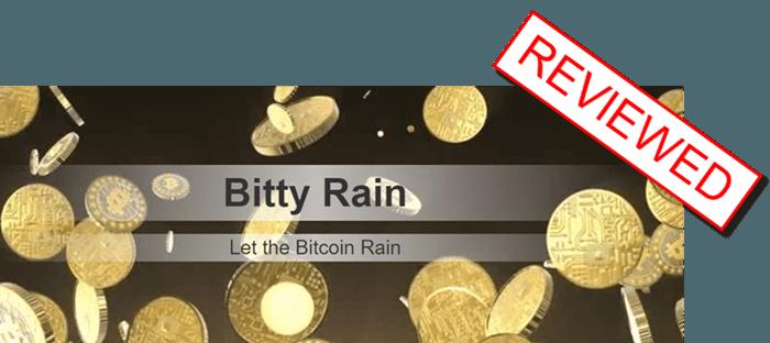 Make Money With Bitty Rain