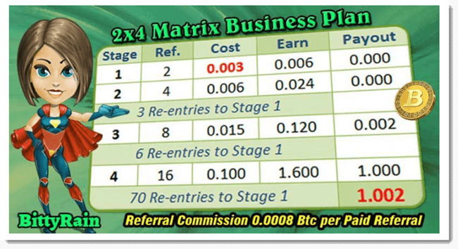 Matrix Business Plan
