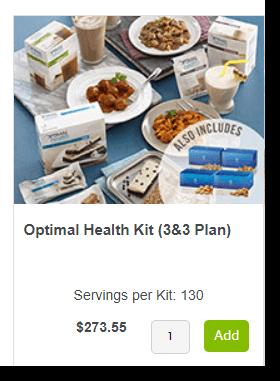 Optimal Health Kit