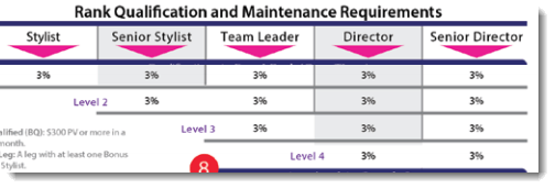 Rank Qualification Requirements