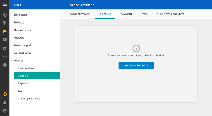 WestHost Online Store Builder