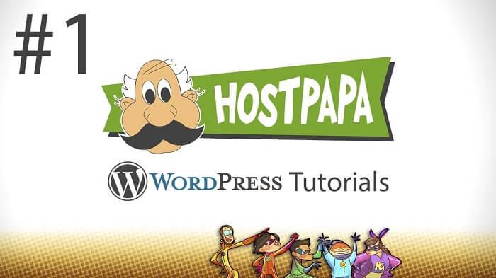 The Best WordPress Tutorials from HostPaPa