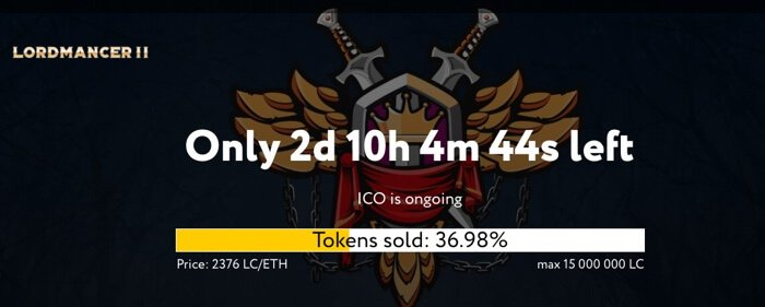 Lordmancer II ICO Review: The In-Game Token Mined with Phones