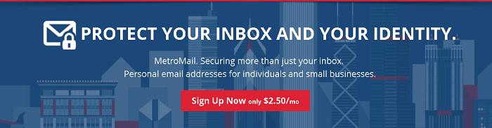 HostMetro Email