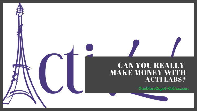 make money acti labs