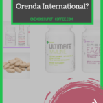 """screenshot of the orenda international website with text that says, """"can you really make money with orenda international?"""""""