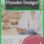 """screenshot of the plunder design website with text overlay that says, """"can you really make money with plunder design?"""""""