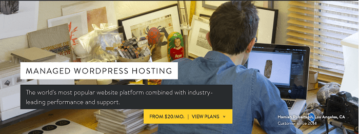 Exploring Managed WordPress Hosting from Media Temple