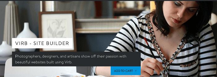 Build a Custom Website with Virb Website Builder