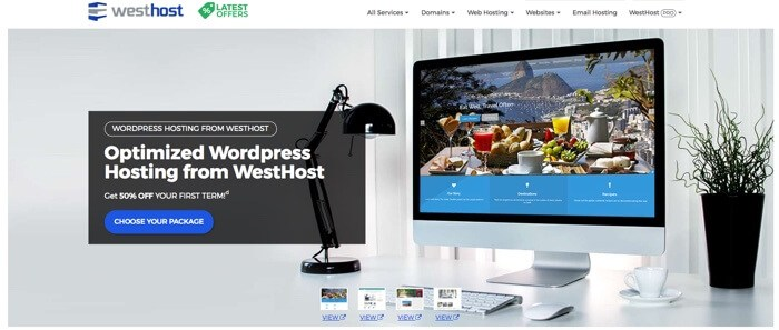 westhost wordpress hosting review