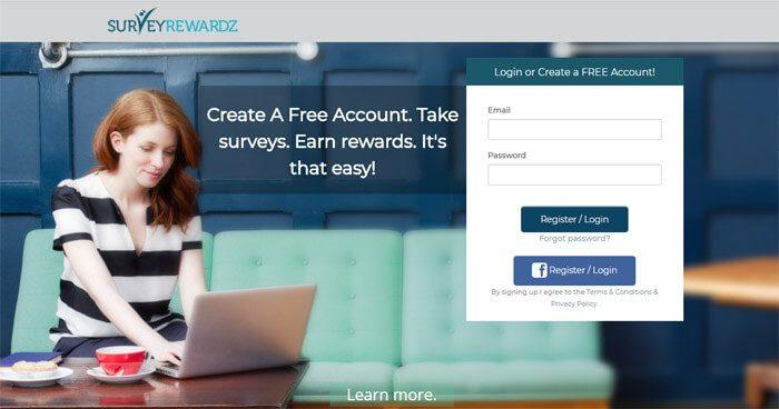 Make Money Survey Rewardz