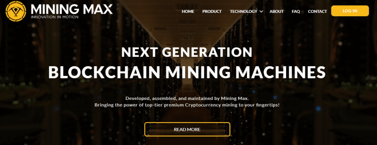 The Mining Max Scam: Guaranteed Payouts Are A Dubious Proposal