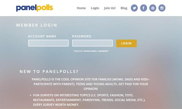 PanelPolls Information
