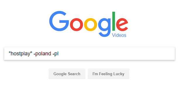 Instead of just searching